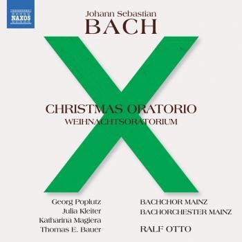 Cover Bach: Weihnachts-Oratorium, BWV 248