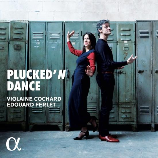 Cover Plucked'N Dance