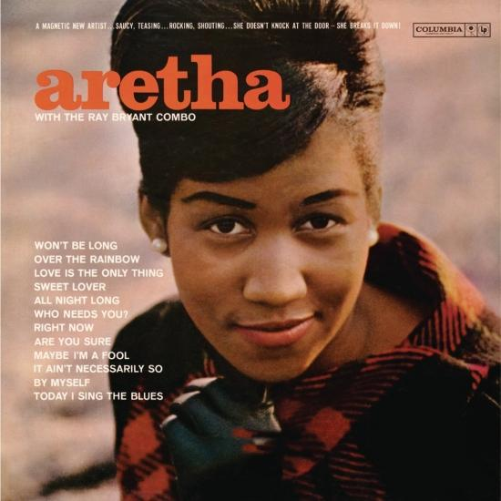 Cover Aretha In Person With The Ray Bryant Combo