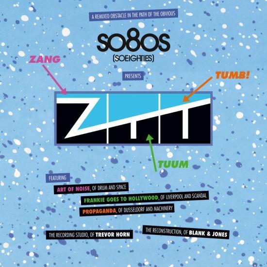 Cover So80S (So Eighties) Presents ZTT
