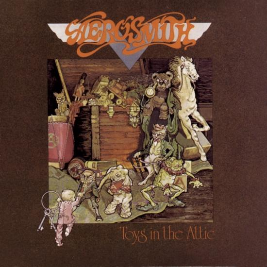 Cover Toys In The Attic (Remastered)