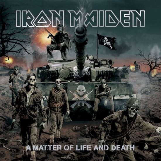 Cover A Matter Of Life And Death (2015 Remaster)