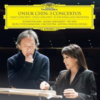 Cover Unsuk Chin: 3 Concertos