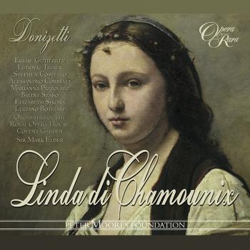 Cover Donizetti: Linda di Chamounix (Live)