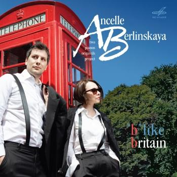 Cover B Like Britain