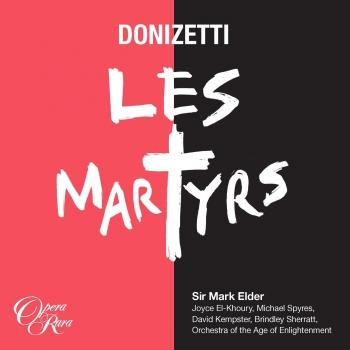 Cover Donizetti: Les Martyrs