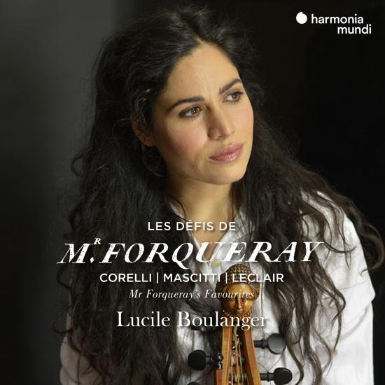 Cover Les Défis de Monsieur Forqueray