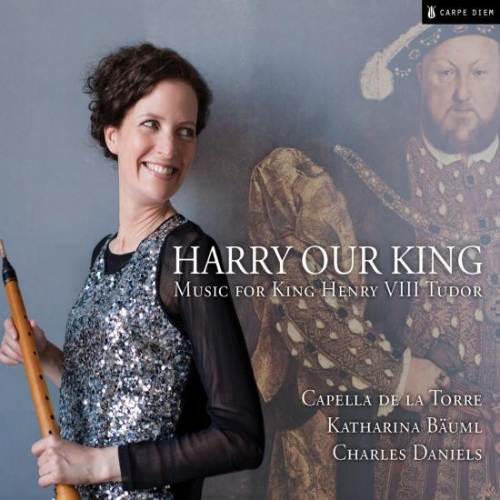 Cover Harry Our King: Music for King Henry VIII Tudor