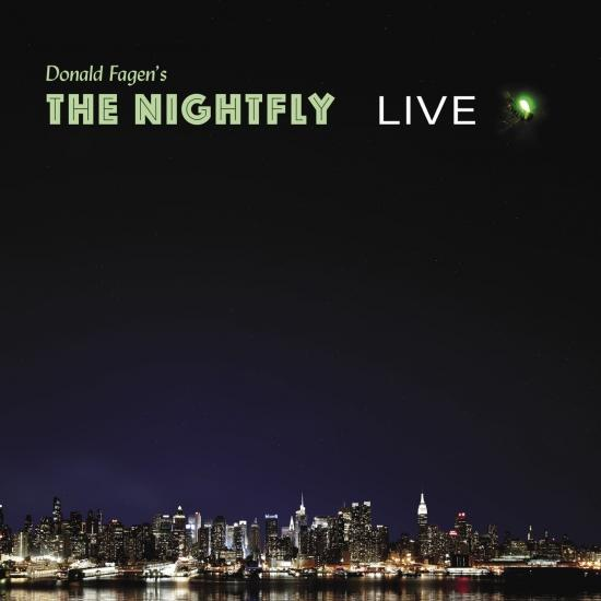 Cover The Nightfly: Live