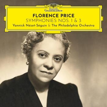 Cover Florence Price: Symphonies Nos. 1 & 3