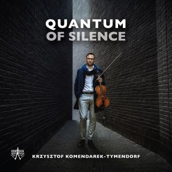 Cover Quantum of Silence