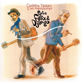 Cover Entre Félix et Django