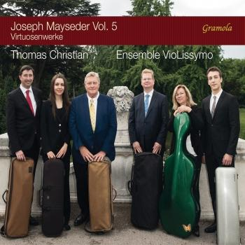 Cover Joseph Mayseder: Virtuosenwerke, Vol. 5