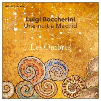 Cover Boccherini: Une nuit à Madrid