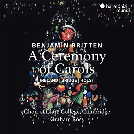 Cover Britten: A Ceremony of Carols