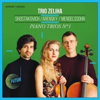 Cover Shostakovich - Arensky - Mendelssohn
