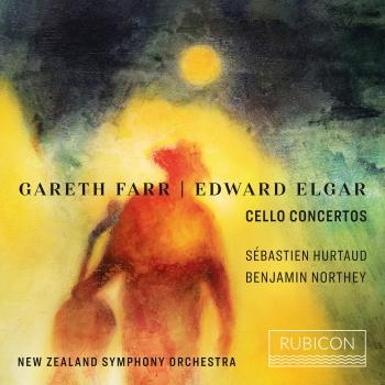 Cover Elgar & Farr: Cello Concertos