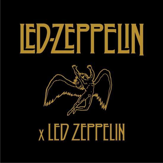 Cover Led Zeppelin x Led Zeppelin (Remastered)
