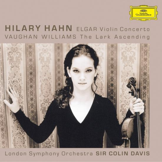 Cover Elgar: Violin Concerto/ Vaughan Williams: The Lark Ascending