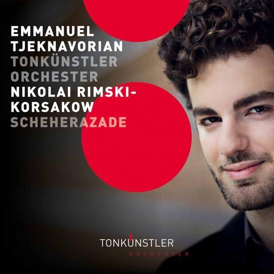 Cover Glinka, Rimski-Korsakow & Borodin: Orchestral Works