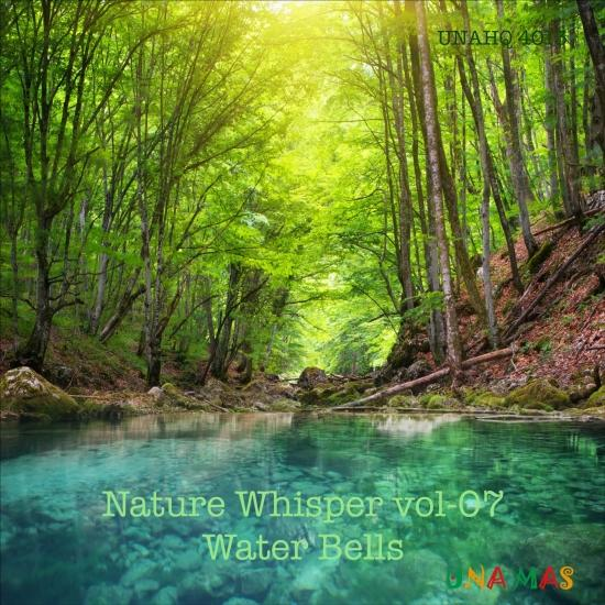 Cover Nature Whisper Vol. 07 Water Bells