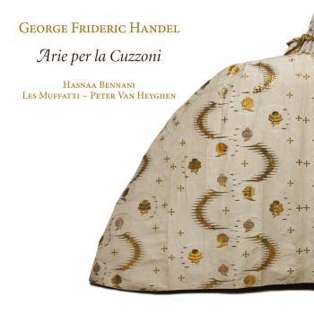 Cover Handel Arie per la Cuzzoni