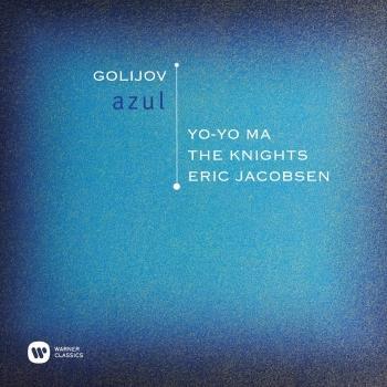 Cover Golijov: Azul
