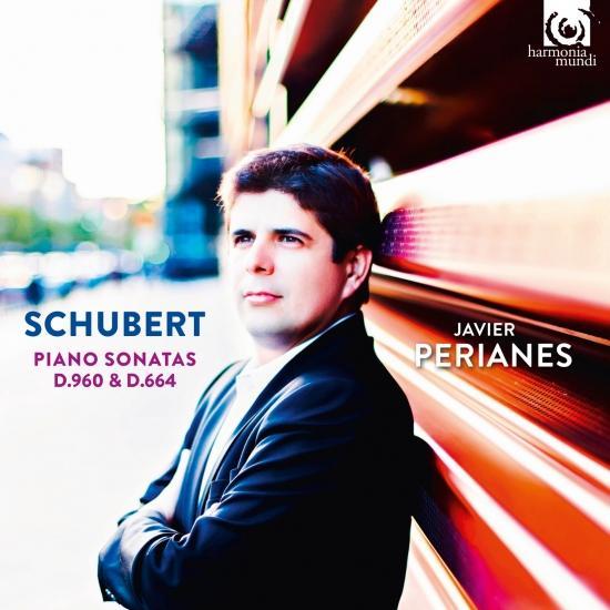 Cover Schubert: Piano Sonatas, D. 960 & D. 664