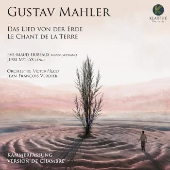 Cover Mahler: Das Lied von der Erde (Kammerfassung)
