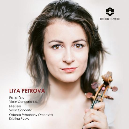 Cover Prokofiev & Nielsen: Violin Concertos