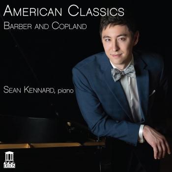 Cover American Classics: Barber & Copland