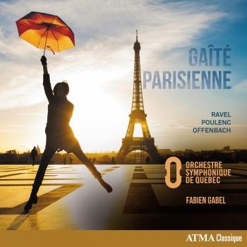 Cover Gaîté parisienne
