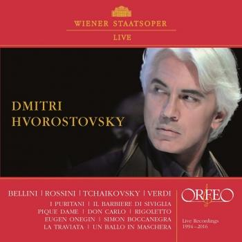 Cover Wiener Staatsoper Live: Arias of Bellini, Rossini, Tchaikovsky & Verdi