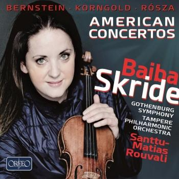 Cover American Concertos