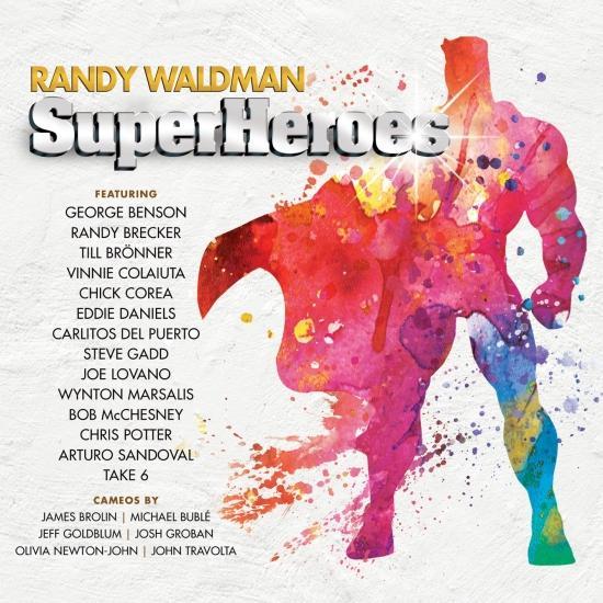 Cover Superheroes