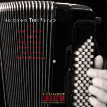 Cover Accordion Time Voyage
