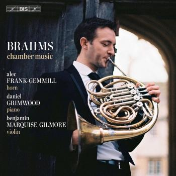 Cover Brahms: Chamber Music