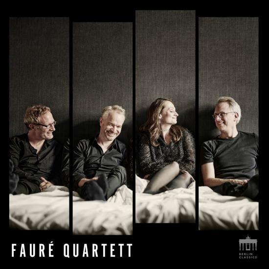 Cover Fauré Quartett