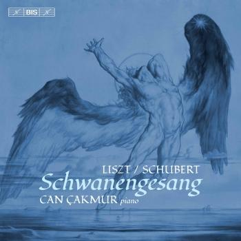 Cover Liszt: Schwanengesang, S. 560 & Valses oubliées, S. 215