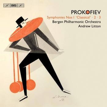 Cover Prokofiev: Symphonies Nos. 1-3