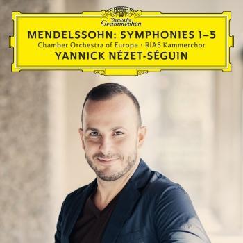Cover Mendelssohn: Symphonies 1-5 (Live)