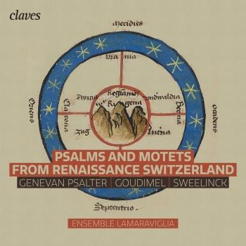 Cover Psalms and Motets from Renaissance Switzerland