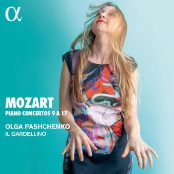 Cover Mozart: Piano Concertos 9 & 17