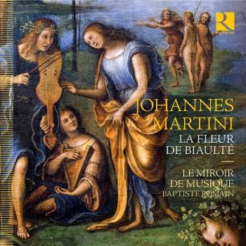 Cover Martini: La fleur de biaulté