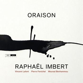 Cover Oraison