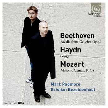 Cover Beethoven: An die ferne Geliebte