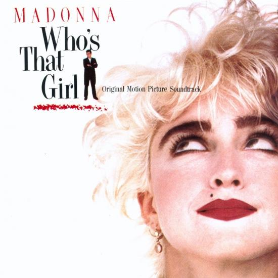 Cover Who's That Girl (Original Motion Picture Soundtrack - Remastered)