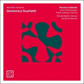 Cover Scarlatti: Mandolin Sonatas