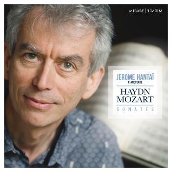 Cover Haydn - Mozart: Sonates