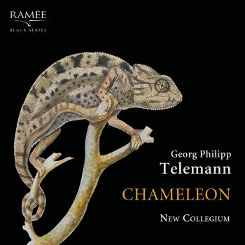 Cover Telemann: Chameleon